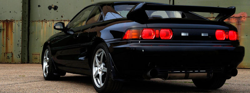Toyota SW20 MR-2